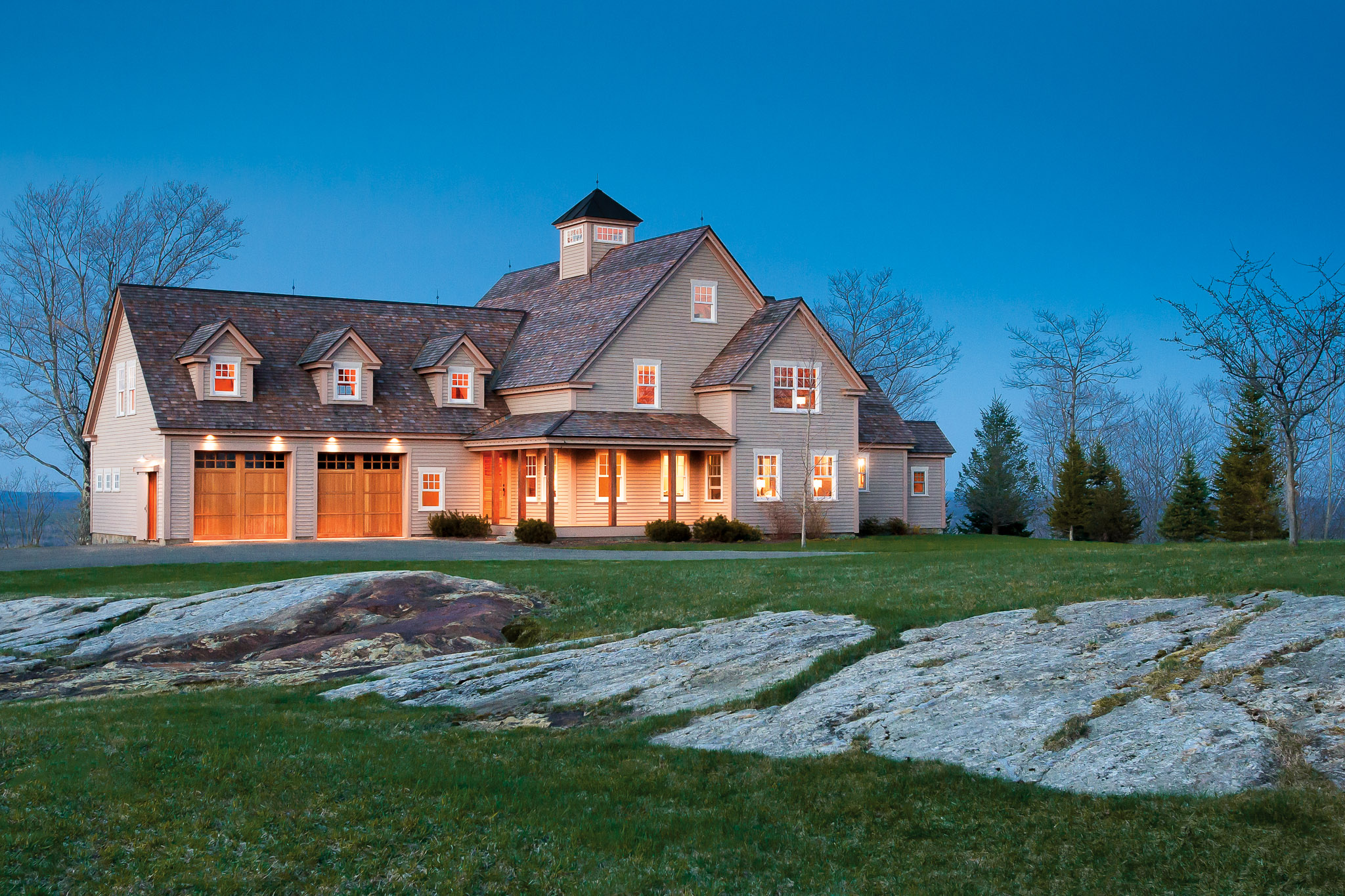 Maine real estate photography exterior jeff roberts for Maine home design